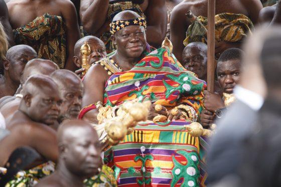 Akwasidae: Ein Fest sichert den Erhalt des Ashanti-Königreichs