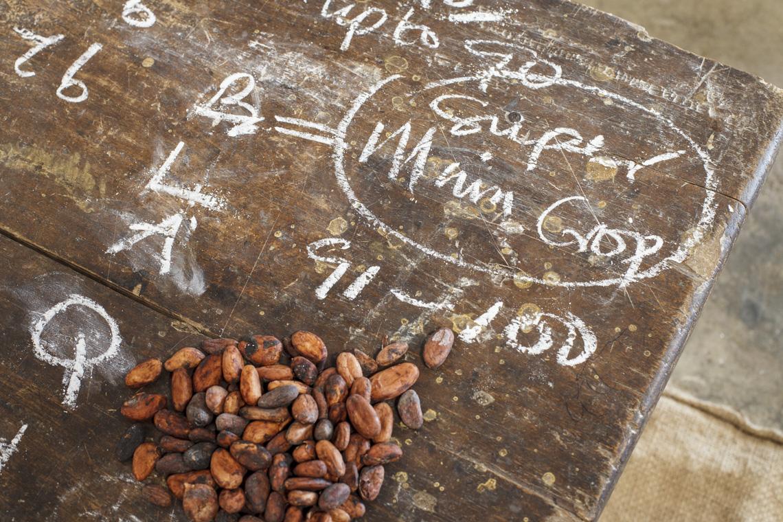 Qualitätsabstufungen bei Kakao