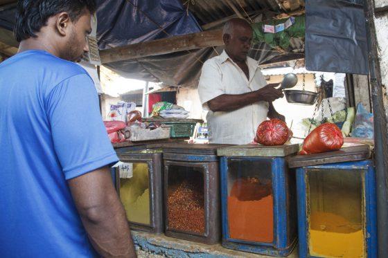 Bio-faire Gewürze sri-lankischer Kleinbauern