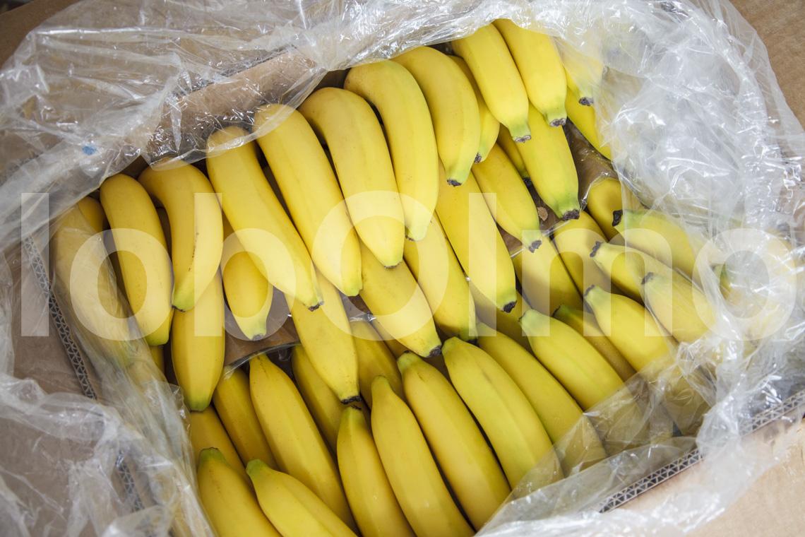 Bananen im Weltladen